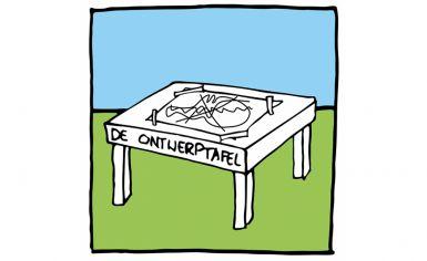 de ontwerptafel versie 2