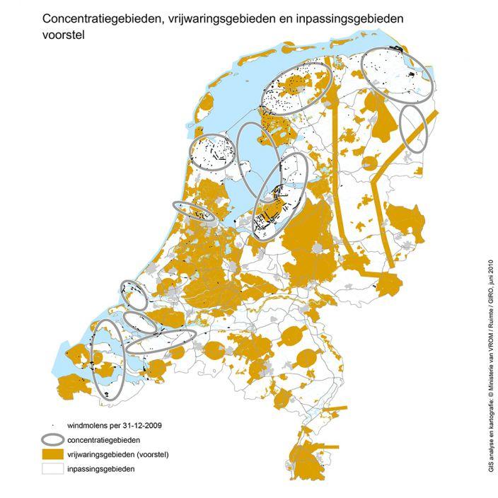 pauline van den broeke concentratiegebieden inpassingsgebieden en vrijwaringsgebieden vierkant