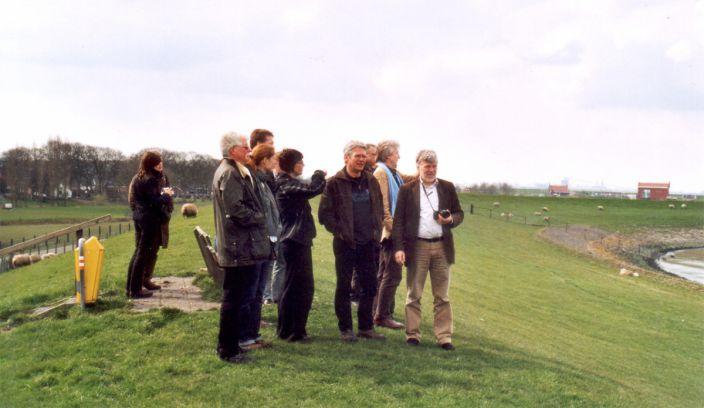 pauline van den broeke wind op land termunterzijl deelnemers atelier