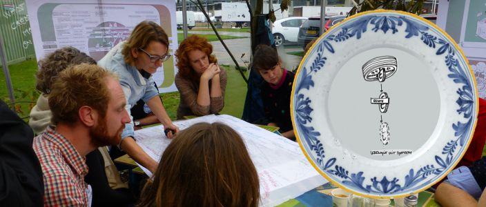 Pauline van den Broeke  van dichtbij op je bord workshop 4