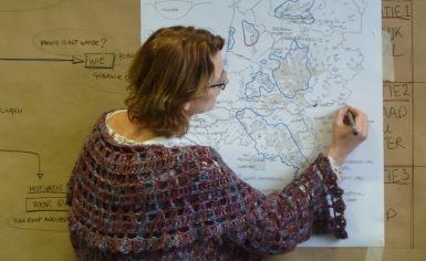 Pauline van den Broeke workshop grondwaterreserves