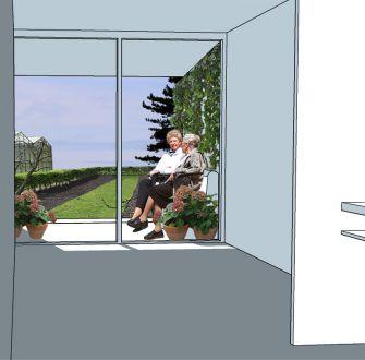 Pauline van den Broeke huisvesting voor ouderen