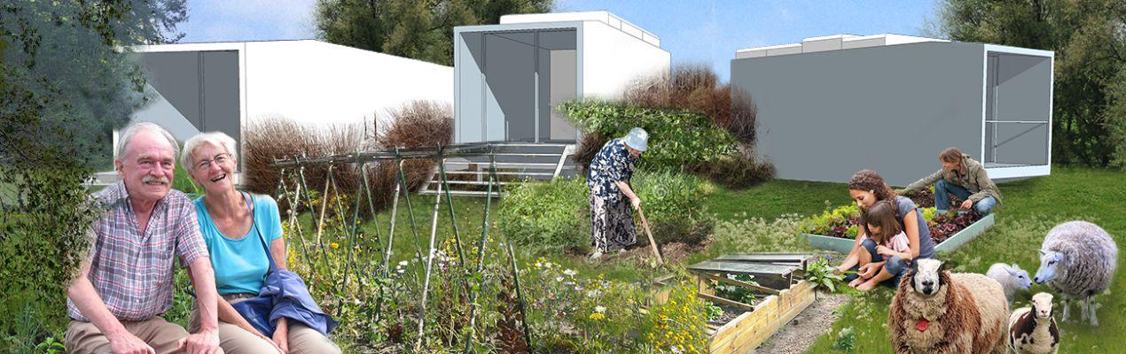 Pauline van den Broeke nieuwe vormen van huisvesting