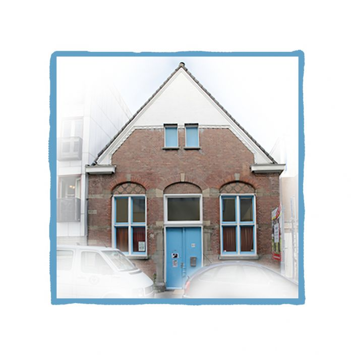 Pauline van den Broeke Haags Voedsellokaal gymzaal
